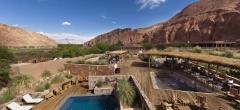 Alto Atacama - Pool Area