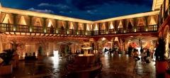 Aranwa Cusco Boutique Hotel - Courtyard