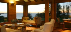 Los Caiquenes Hotel Boutique - lake view