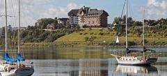 Hotel Cumbres Patagonicas - Location