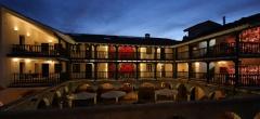 Hotel El Mercado - Courtyard