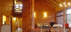 Hosteria Kaulem - Interior