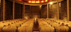La Casona at Matetic - Wine cellar