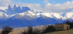 Awasi Patagonia - backdrop