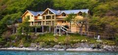 Aguas Arriba Lodge - External View