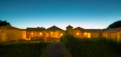 Hotel Altiplanico - external view