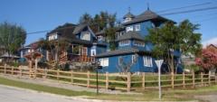 Casa Kalfu - the house