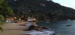 Pousada Picinguaba - Beach
