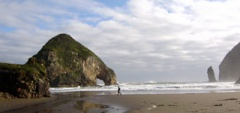 Chiloé Island - Pacific Beach