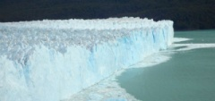 The incredible Perito Moreno Glacier