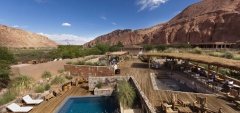 Alto Atacama - Pool Area