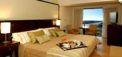 The Amerian Hotel - Bedroom