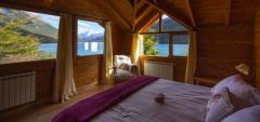 Aguas Arriba Lodge - Fitx Roy Bedroom