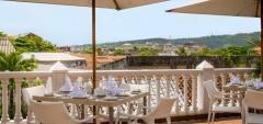 Allure Chocolat Hotel by Karisma - Breakfast Terrace