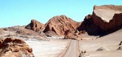 Moon Valley, Atacama Desert