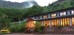 Belmond Sanctuary Lodge - Entrance