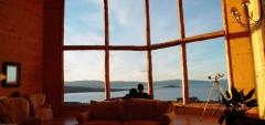 Blanca Patagonia - living room