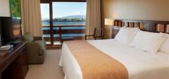 Hotel Cumbres Patagonicas - Bedroom