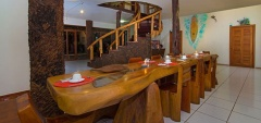 Casa Natura Galapagos Lodge - Dining area