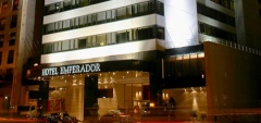 The Emperador Hotel - Entrance