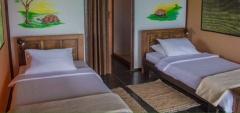 Galapagos Magic Camp - Twin Cabana internal