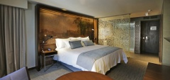 Hotel Cumbres Lastarria - Double Bedroom