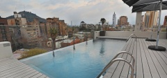 Hotel Cumbres Lastarria - Swimming Pool