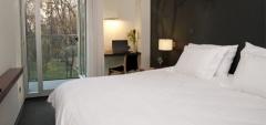 Hotel Ismael312 - Park View Bedroom