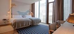 Hotel Magnolia - twin bedroom
