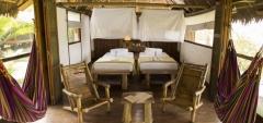 Inkaterra Reserva Amazónica- Superior Bedroom