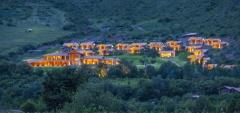 Inkaterra Hacienda Urubamba - Aerial View