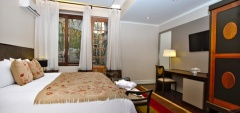 Lastarria Boutique Hotel - Deluxe Bedroom