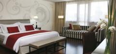 NH Tango Hotel - Bedroom