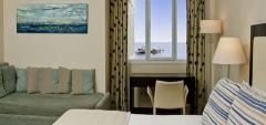 Hotel Peninsula Valdes - Bedroom