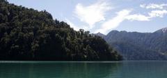Hotel Puelche - The lake