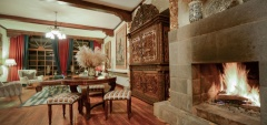 Palacio Manco Capac - Sitting Room