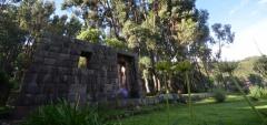 Palacio Manco Capac - Ruins