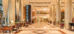 Park Tower Hotel - Lobby