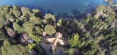 Peninsula Petit - Aerial View