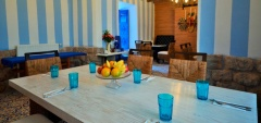Quinta San Blas - Restaurant
