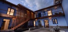 Quinta San Blas - External View