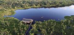 Sacha Lodge - Location