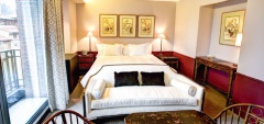 The Singular Santiago Lastarria Hotel - Superior Bedroom