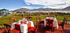 Sonesta Posadas del Inca: Lake Titicaca - Terrace