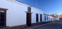Terrantai Lodge - Front entrance