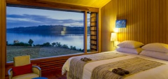 Tierra Chiloé - Deluxe bedroom