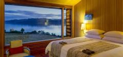 Tierra Chiloé - Deluxe bedroom