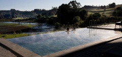 Tierra Chiloé outdoor pool