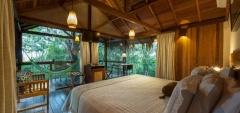 Anavilhanas Lodge - bedroom