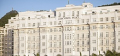 The Belmond Copacabana Palace - Front View